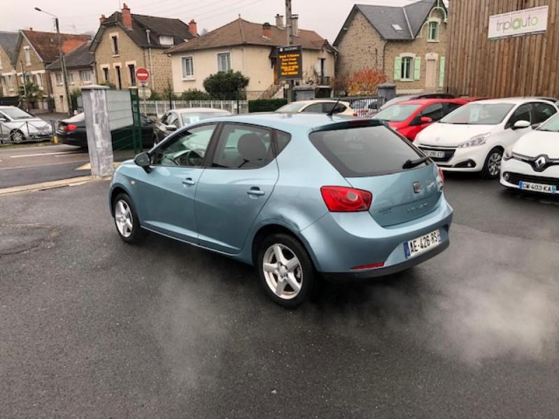 Photo 3 de l'offre de SEAT IBIZA 1.6TDI 90 STYLE CLIM   DISTRI OK  à 5650€ chez Triplo auto