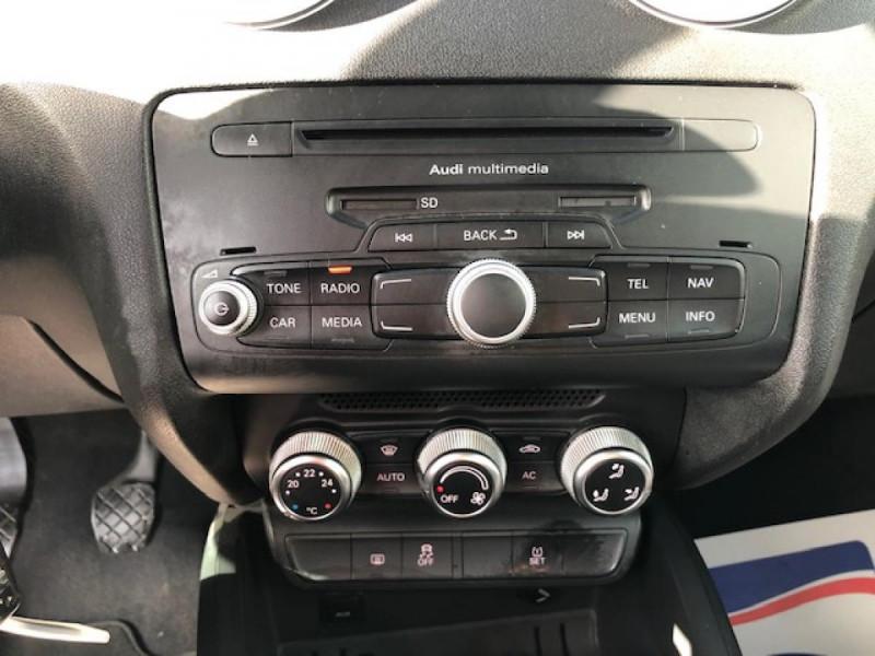 Photo 16 de l'offre de AUDI A1 1.6TDI105  AMBITION CLIM RADAR DISTRI OK à 8990€ chez Triplo auto