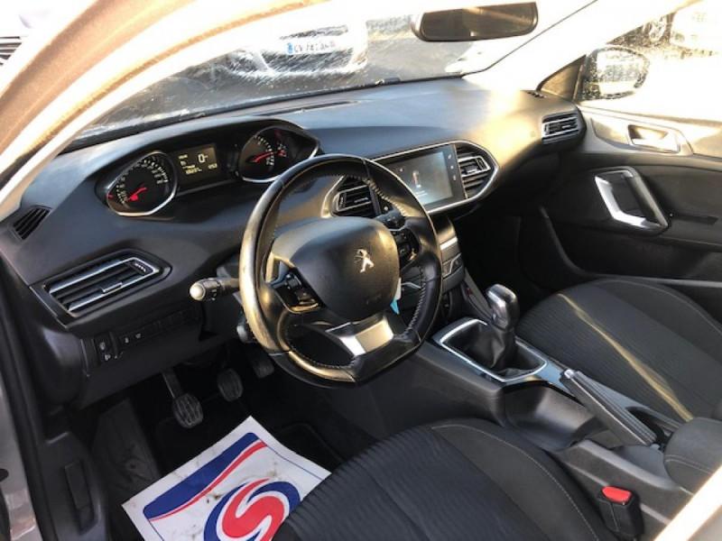 Photo 13 de l'offre de PEUGEOT 308  1.6 BLUEHDI S&S - 100  ACTIVE BUSINESS GPS  à 10850€ chez Triplo auto