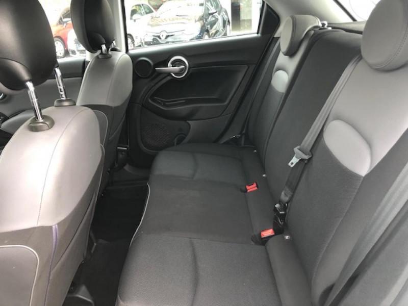 Photo 10 de l'offre de FIAT 500X 1.3 MJT95 S&S LOUNGE GPS 1ERE MAIN à 11250€ chez Triplo auto