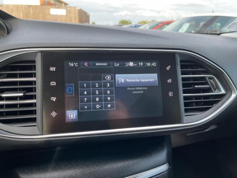 Photo 23 de l'offre de PEUGEOT 308  1.6 HDI 92 BUSINESS GPS   CARNET ENTRETIEN A JOUR à 9490€ chez Triplo auto