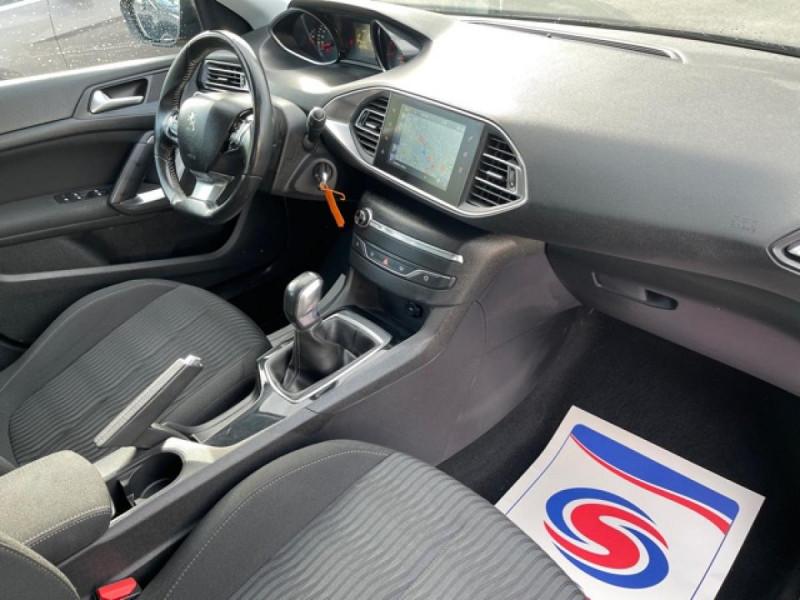 Photo 14 de l'offre de PEUGEOT 308  1.6 HDI 92 BUSINESS GPS   CARNET ENTRETIEN A JOUR à 9490€ chez Triplo auto