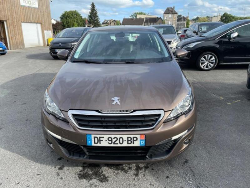 Photo 8 de l'offre de PEUGEOT 308  1.6 HDI 92 BUSINESS GPS   CARNET ENTRETIEN A JOUR à 9490€ chez Triplo auto