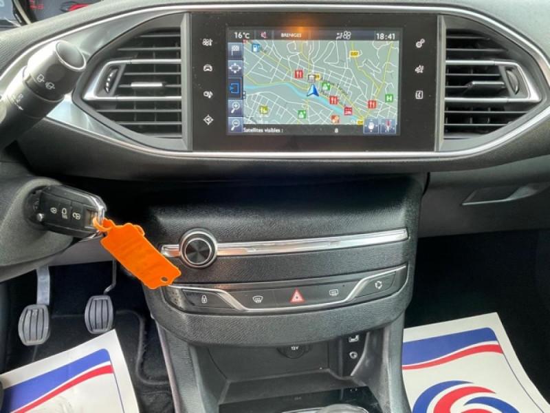 Photo 20 de l'offre de PEUGEOT 308  1.6 HDI 92 BUSINESS GPS   CARNET ENTRETIEN A JOUR à 9490€ chez Triplo auto