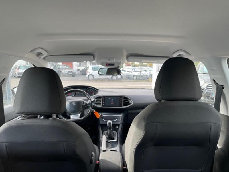 Photo 10 de l'offre de PEUGEOT 308  1.6 HDI 92 BUSINESS GPS   CARNET ENTRETIEN A JOUR à 9490€ chez Triplo auto