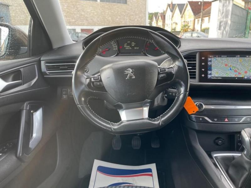 Photo 17 de l'offre de PEUGEOT 308  1.6 HDI 92 BUSINESS GPS   CARNET ENTRETIEN A JOUR à 9490€ chez Triplo auto