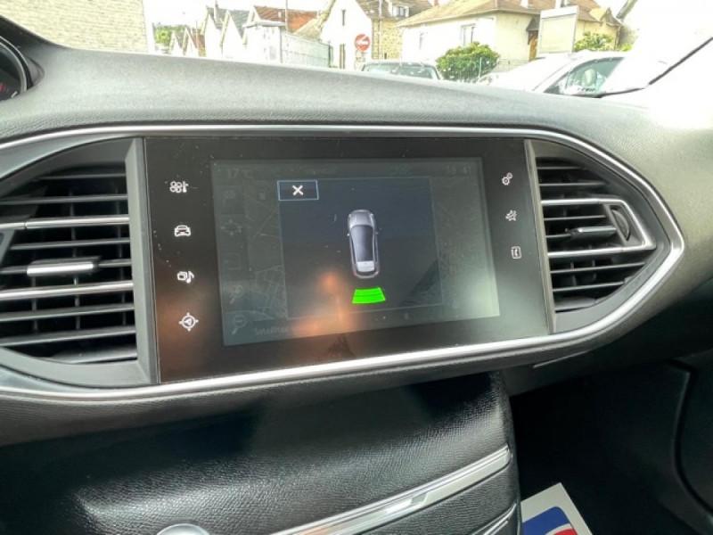 Photo 22 de l'offre de PEUGEOT 308  1.6 HDI 92 BUSINESS GPS   CARNET ENTRETIEN A JOUR à 9490€ chez Triplo auto