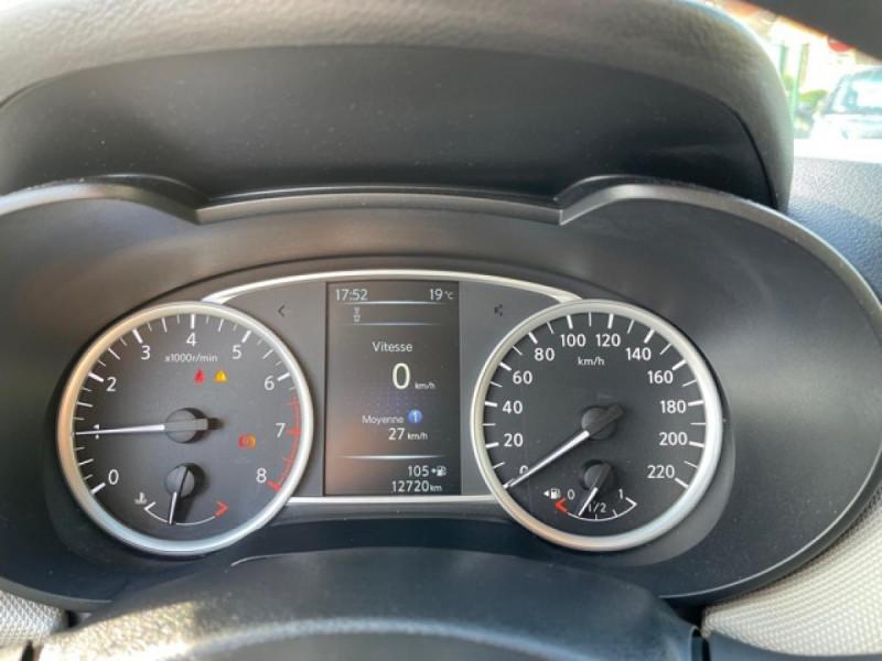 Photo 19 de l'offre de NISSAN MICRA 1.0 - 71 ACENTA CLIM CARPLAY ENTRETIEN OK à 10350€ chez Triplo auto