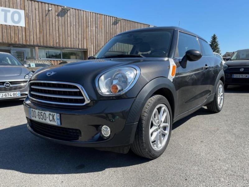 Photo 18 de l'offre de MINI MINI 1.6 D FAP - 112  PACEMAN R61 COOPER D à 12990€ chez Triplo auto