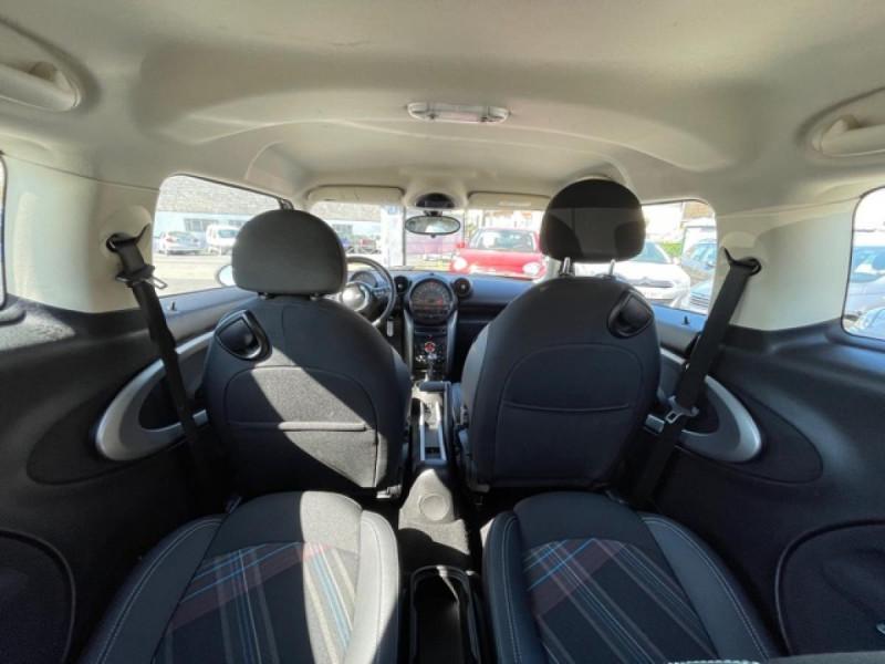 Photo 17 de l'offre de MINI MINI 1.6 D FAP - 112  PACEMAN R61 COOPER D à 12990€ chez Triplo auto