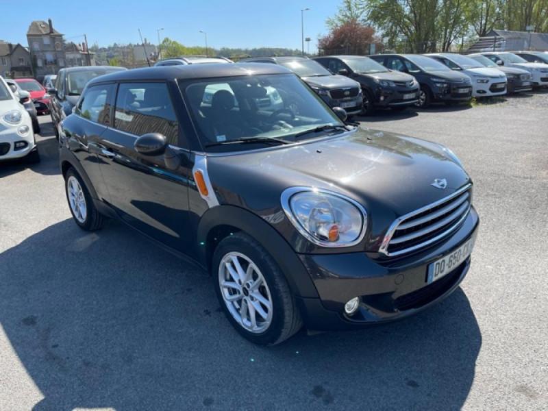 Photo 7 de l'offre de MINI MINI PACEMAN 1.6 D FAP - 112  PACEMAN R61 COUPE COOPER D  à 12990€ chez Triplo auto