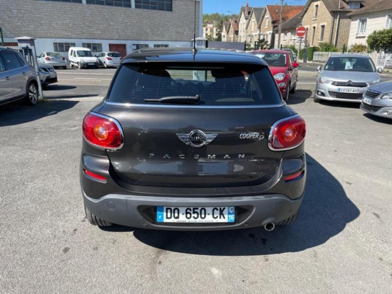 Photo 4 de l'offre de MINI MINI 1.6 D FAP - 112  PACEMAN R61 COOPER D à 12990€ chez Triplo auto