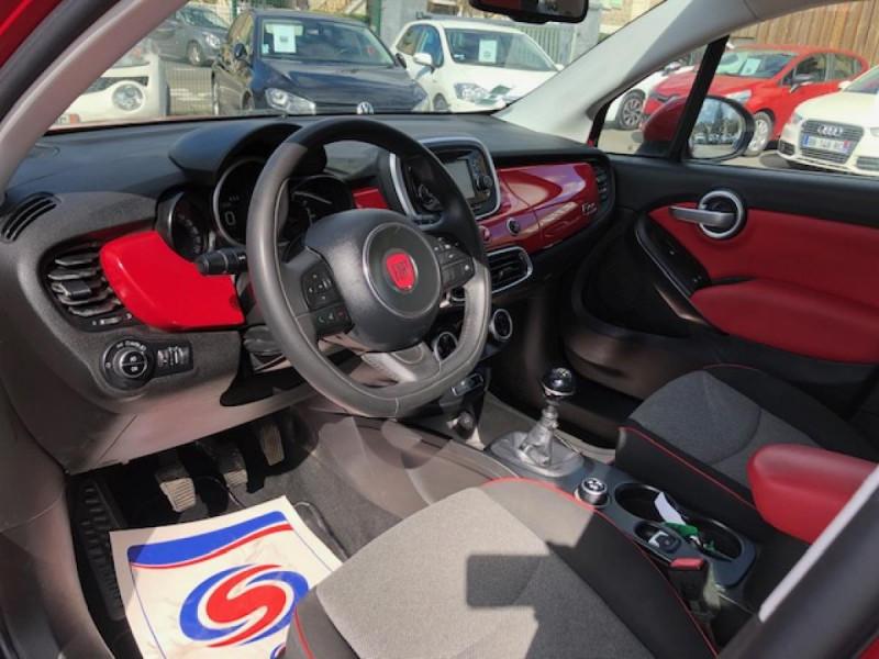 Photo 11 de l'offre de FIAT 500X 1.3 MULTIJET 95 S&SPOPSTAR BUSINESS GPS RADAR AR à 12380€ chez Triplo auto