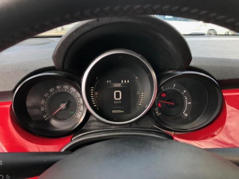 Photo 18 de l'offre de FIAT 500X 1.3 MULTIJET 95 S&SPOPSTAR BUSINESS GPS RADAR AR à 12380€ chez Triplo auto