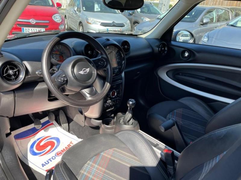 Photo 12 de l'offre de MINI MINI PACEMAN 1.6 D FAP - 112  PACEMAN R61 COUPE COOPER D  à 12990€ chez Triplo auto