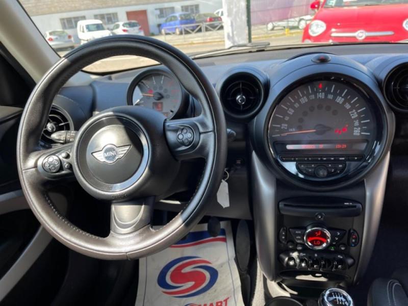 Photo 16 de l'offre de MINI MINI 1.6 D FAP - 112  PACEMAN R61 COOPER D à 12990€ chez Triplo auto
