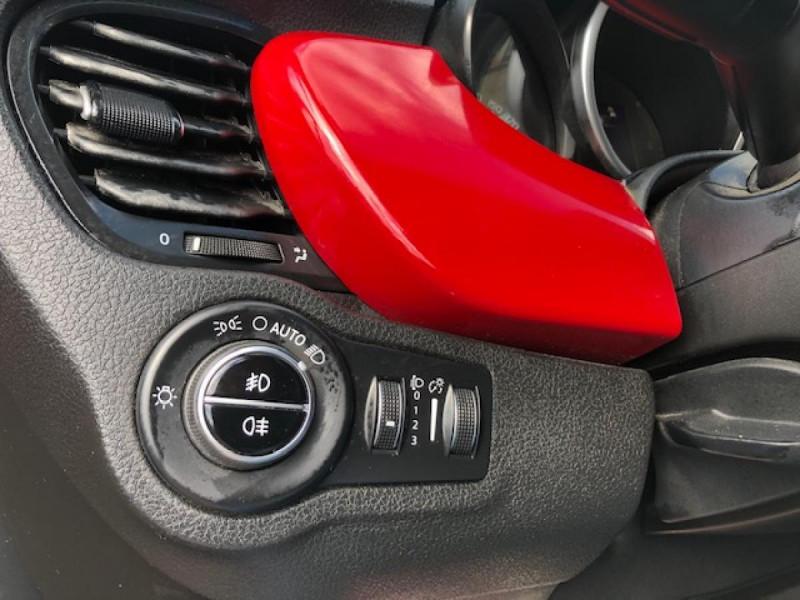 Photo 24 de l'offre de FIAT 500X 1.3 MULTIJET 95 S&SPOPSTAR BUSINESS GPS RADAR AR à 12380€ chez Triplo auto