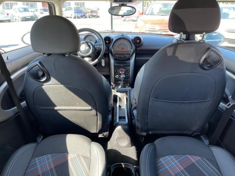 Photo 10 de l'offre de MINI MINI PACEMAN 1.6 D FAP - 112  PACEMAN R61 COUPE COOPER D  à 12990€ chez Triplo auto