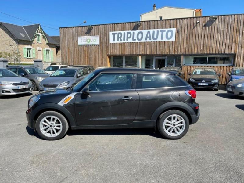 Photo 2 de l'offre de MINI MINI 1.6 D FAP - 112  PACEMAN R61 COOPER D à 12990€ chez Triplo auto