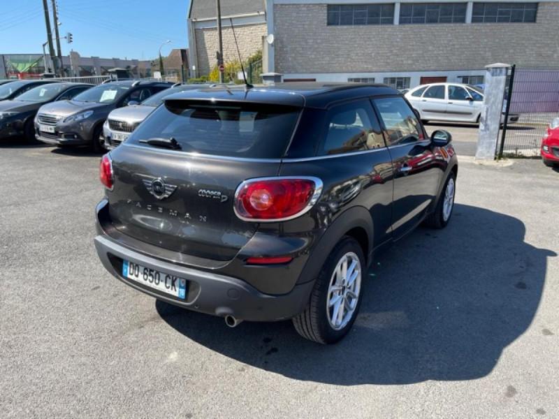 Photo 5 de l'offre de MINI MINI PACEMAN 1.6 D FAP - 112  PACEMAN R61 COUPE COOPER D  à 12990€ chez Triplo auto