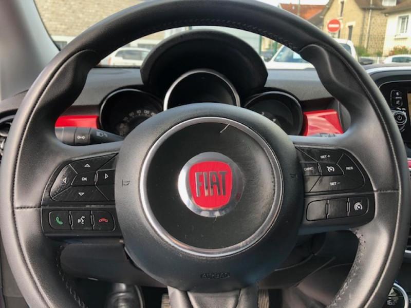 Photo 23 de l'offre de FIAT 500X 1.3 MULTIJET 95 S&SPOPSTAR BUSINESS GPS RADAR AR à 12380€ chez Triplo auto