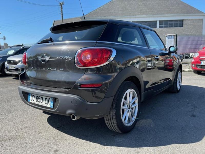 Photo 19 de l'offre de MINI MINI 1.6 D FAP - 112  PACEMAN R61 COOPER D à 12990€ chez Triplo auto
