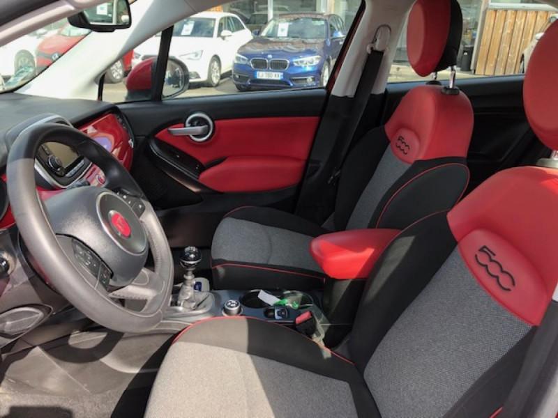 Photo 12 de l'offre de FIAT 500X 1.3 MULTIJET 95 S&SPOPSTAR BUSINESS GPS RADAR AR à 12380€ chez Triplo auto