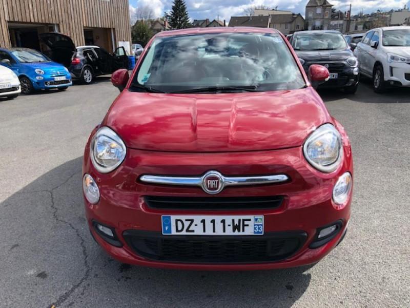 Photo 8 de l'offre de FIAT 500X 1.3 MULTIJET 95 S&SPOPSTAR BUSINESS GPS RADAR AR à 12380€ chez Triplo auto