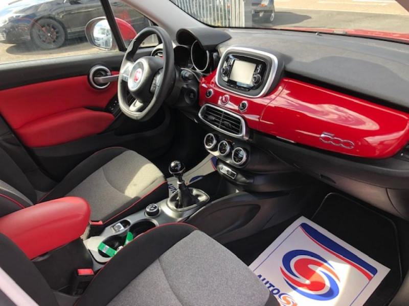 Photo 13 de l'offre de FIAT 500X 1.3 MULTIJET 95 S&SPOPSTAR BUSINESS GPS RADAR AR à 12380€ chez Triplo auto