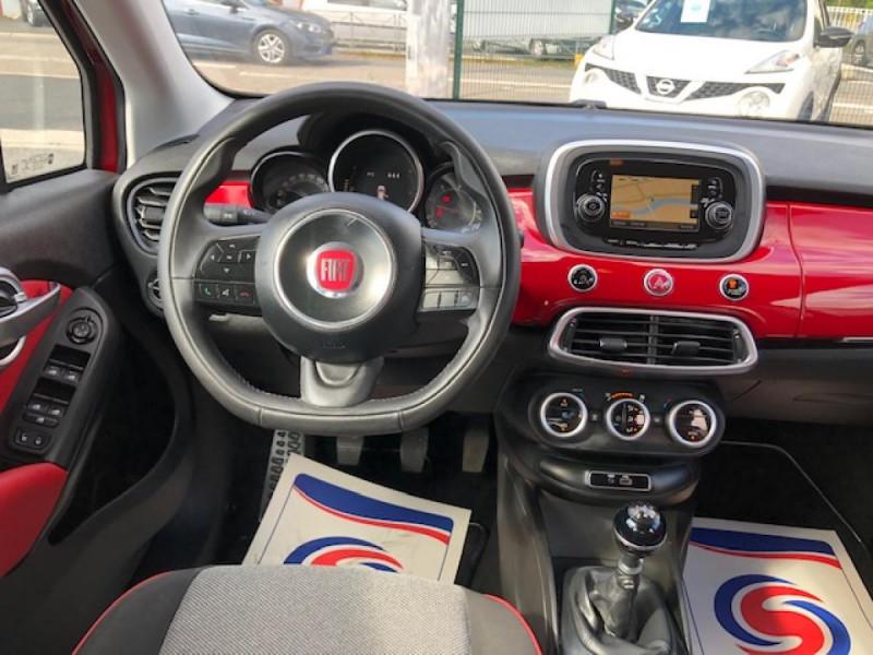 Photo 15 de l'offre de FIAT 500X 1.3 MULTIJET 95 S&SPOPSTAR BUSINESS GPS RADAR AR à 12380€ chez Triplo auto