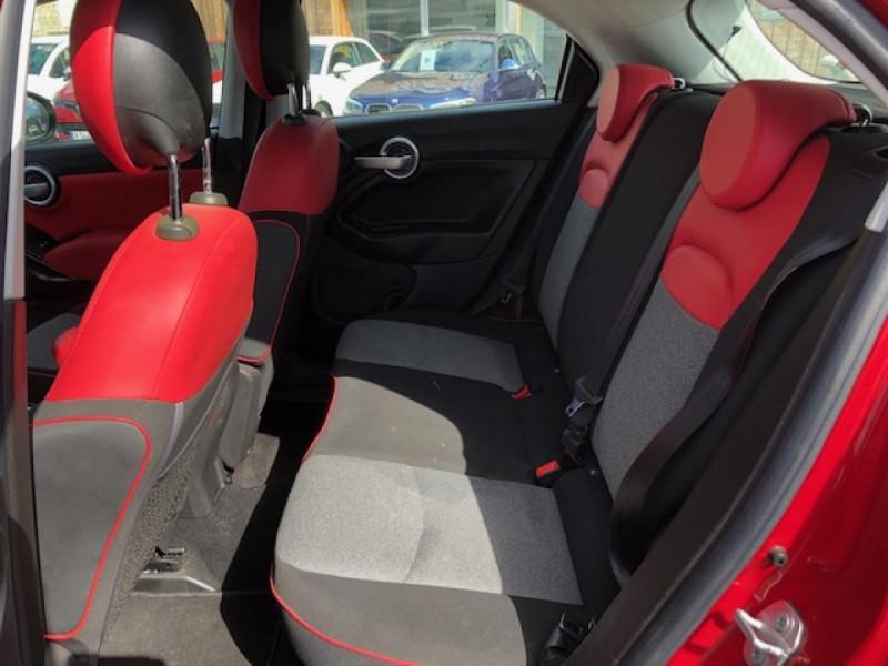 Photo 10 de l'offre de FIAT 500X 1.3 MULTIJET 95 S&SPOPSTAR BUSINESS GPS RADAR AR à 12380€ chez Triplo auto