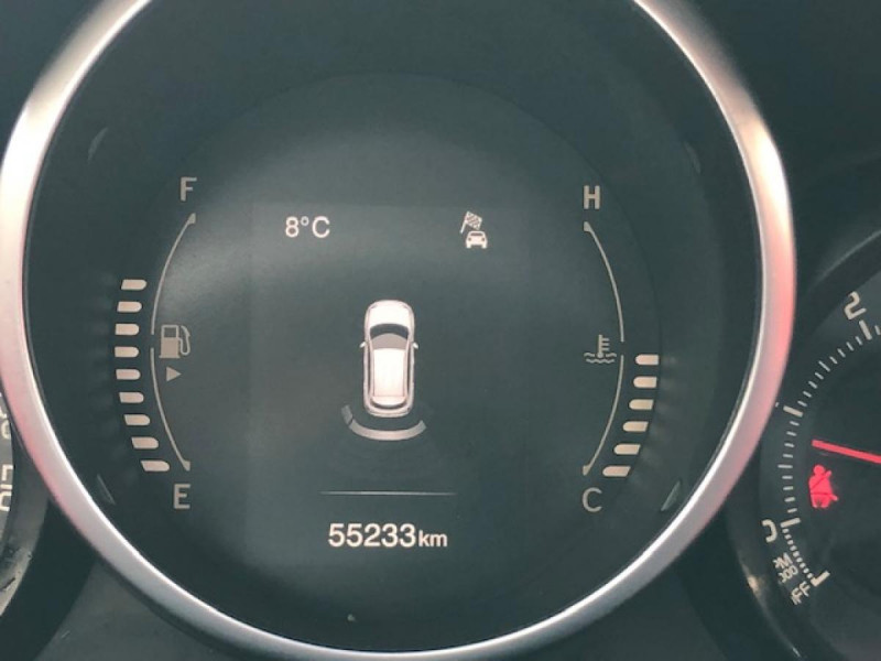Photo 25 de l'offre de FIAT 500X 1.3 MULTIJET 95 S&SPOPSTAR BUSINESS GPS RADAR AR à 12380€ chez Triplo auto