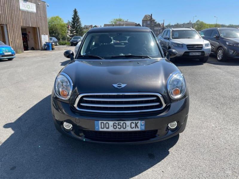 Photo 8 de l'offre de MINI MINI 1.6 D FAP - 112  PACEMAN R61 COOPER D à 12990€ chez Triplo auto