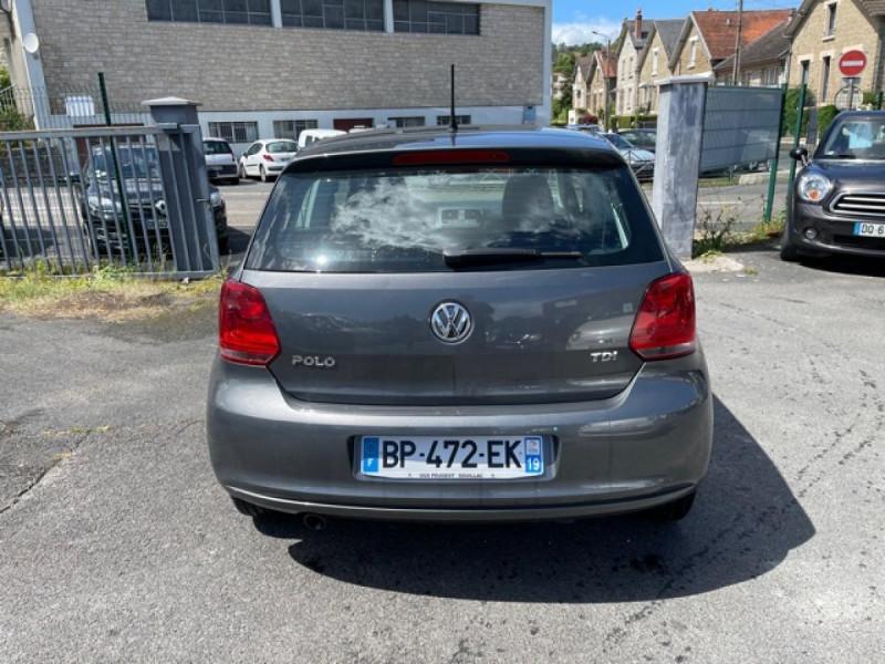 Photo 4 de l'offre de VOLKSWAGEN POLO 1.6 TDI 90 DSG BVA TRENDLINE  à 8490€ chez Triplo auto