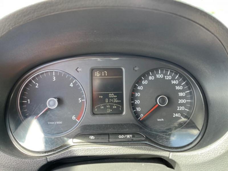 Photo 15 de l'offre de VOLKSWAGEN POLO 1.6 TDI 90 DSG BVA TRENDLINE  à 8490€ chez Triplo auto
