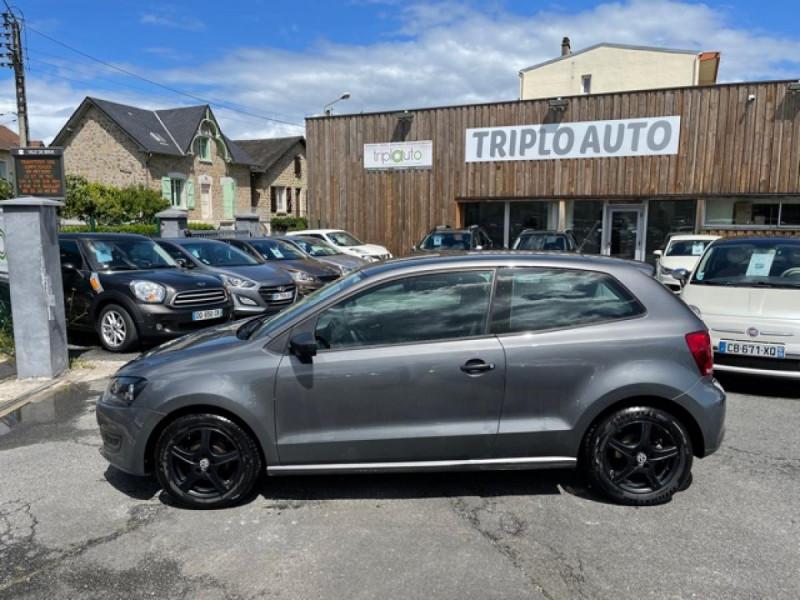 Photo 2 de l'offre de VOLKSWAGEN POLO 1.6 TDI 90 DSG BVA TRENDLINE  à 8490€ chez Triplo auto