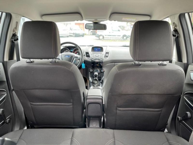 Photo 10 de l'offre de FORD FIESTA 1.5 TDCI-95 TITANIUM CLIM à 8990€ chez Triplo auto