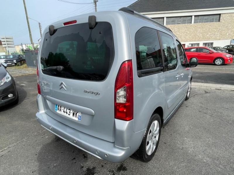 Photo 5 de l'offre de CITROEN BERLINGO 1.6 HDI-92 XTR CLIM 5PLACES DISTRI OK à 7350€ chez Triplo auto
