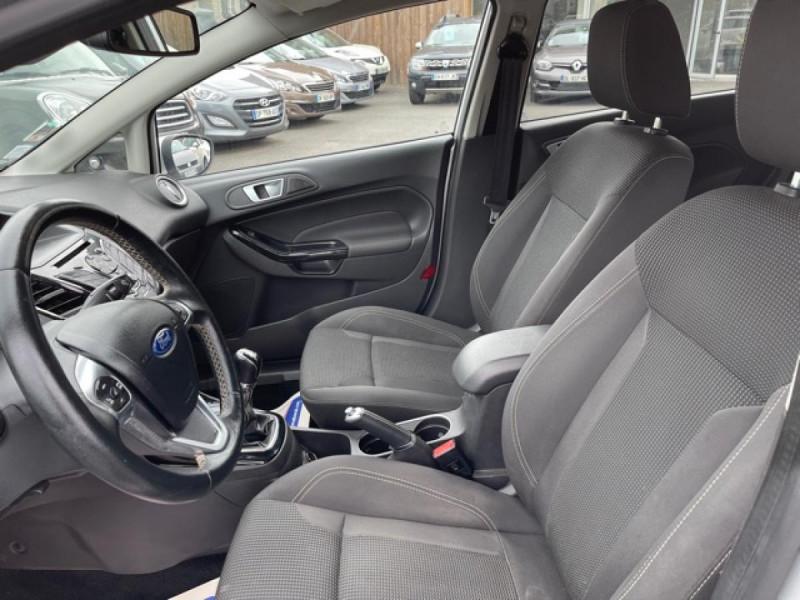 Photo 13 de l'offre de FORD FIESTA 1.5 TDCI-95 TITANIUM CLIM à 8990€ chez Triplo auto