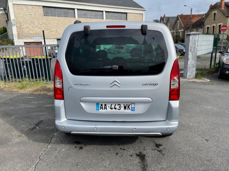 Photo 4 de l'offre de CITROEN BERLINGO 1.6 HDI-92 XTR CLIM 5PLACES DISTRI OK à 7350€ chez Triplo auto