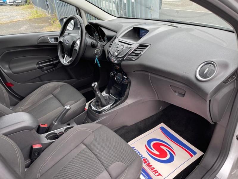 Photo 14 de l'offre de FORD FIESTA 1.5 TDCI-95 TITANIUM CLIM à 8990€ chez Triplo auto
