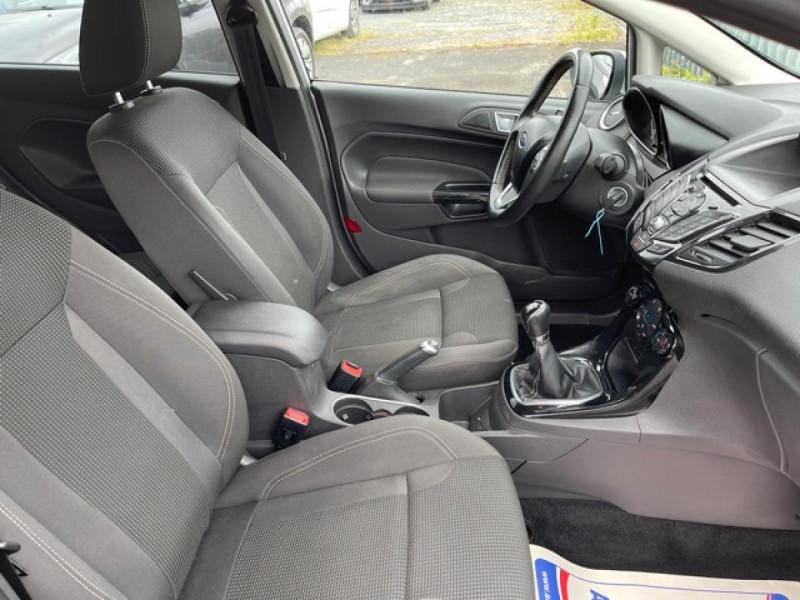 Photo 15 de l'offre de FORD FIESTA 1.5 TDCI-95 TITANIUM CLIM à 8990€ chez Triplo auto