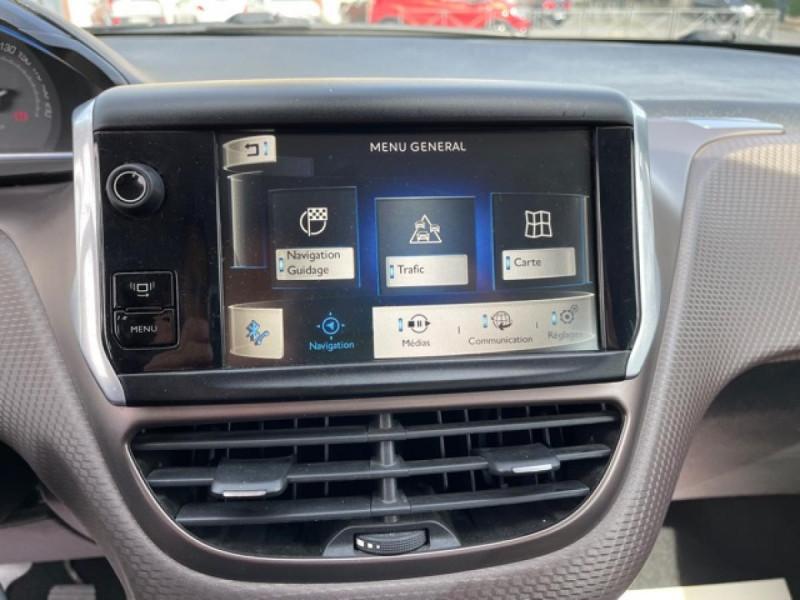 Photo 19 de l'offre de PEUGEOT 2008  1.2 VTI 82 ALLURE GPS CLIM RADAR AR à 7490€ chez Triplo auto