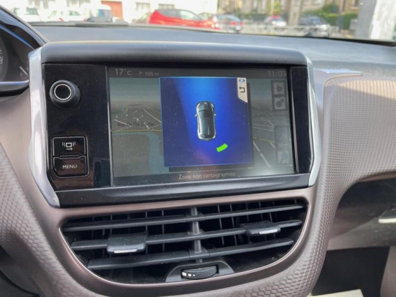 Photo 17 de l'offre de PEUGEOT 2008  1.2 VTI 82 ALLURE GPS CLIM RADAR AR à 7490€ chez Triplo auto