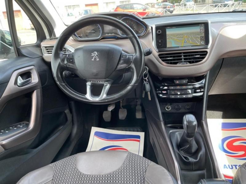 Photo 16 de l'offre de PEUGEOT 2008  1.2 VTI 82 ALLURE GPS CLIM RADAR AR à 7490€ chez Triplo auto