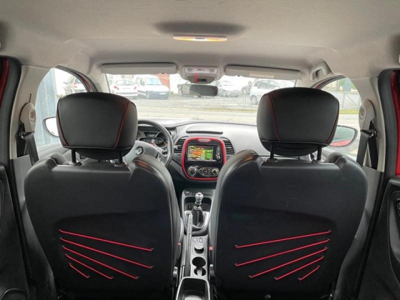 Photo 10 de l'offre de RENAULT CAPTUR 1.5 DCI-110  HELLY HANSEN GPS CAMERA 1ERE MAIN à 7990€ chez Triplo auto