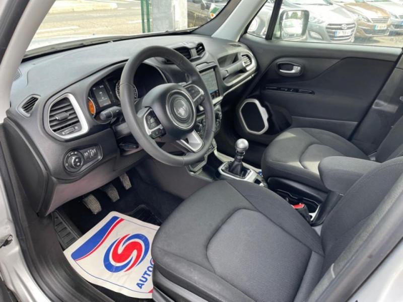 Photo 13 de l'offre de JEEP RENEGADE 1.6 MJT 120 LONGITUDE BUSINESS GPS  à 16490€ chez Triplo auto