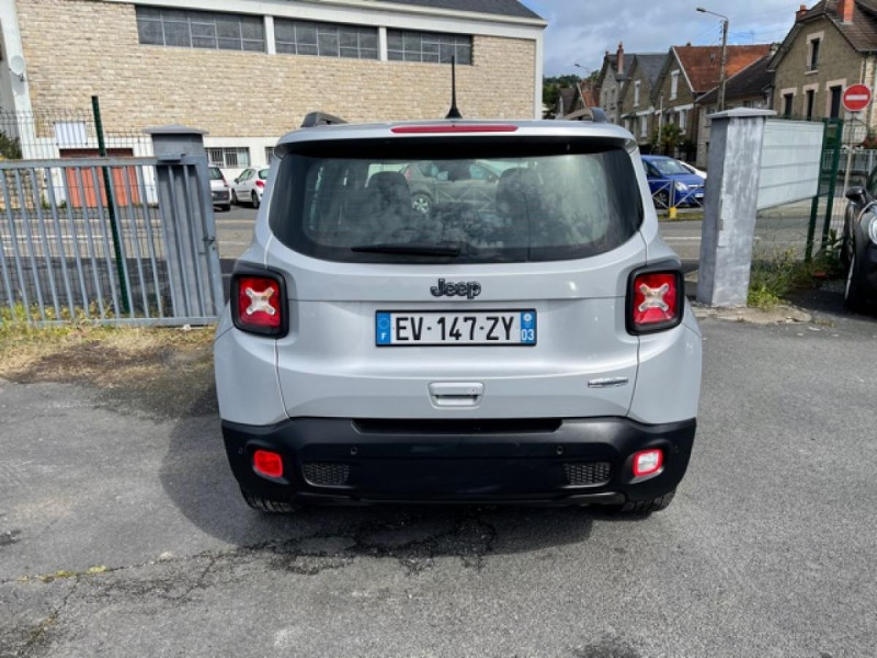 Photo 4 de l'offre de JEEP RENEGADE 1.6 MJT 120 LONGITUDE BUSINESS GPS  à 16490€ chez Triplo auto
