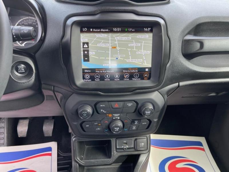 Photo 17 de l'offre de JEEP RENEGADE 1.6 MJT 120 LONGITUDE BUSINESS GPS  à 16490€ chez Triplo auto
