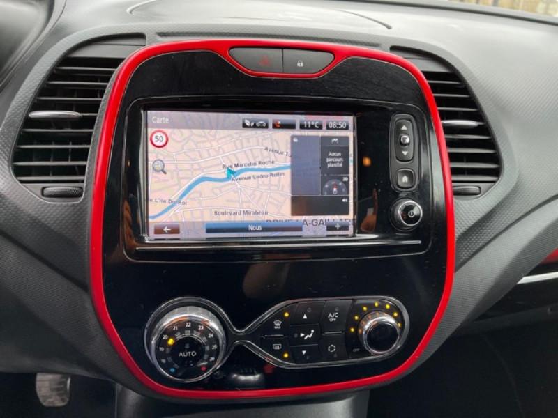 Photo 16 de l'offre de RENAULT CAPTUR 1.5 DCI-110  HELLY HANSEN GPS CAMERA 1ERE MAIN à 7990€ chez Triplo auto